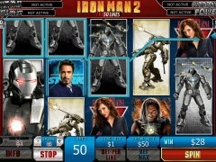 Iron Man 2 freeslots-77.com Playtech 3/5
