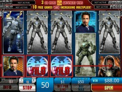 Iron Man 2 freeslots-77.com Playtech 4/5