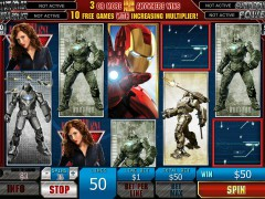 Iron Man 2 freeslots-77.com Playtech 5/5