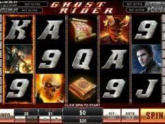 Ghost Rider freeslots-77.com Playtech 4/5
