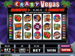 Crazy Vegas freeslots-77.com RealTimeGaming 1/5