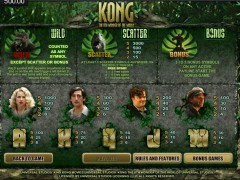 King Kong freeslots-77.com GamesOS 2/5