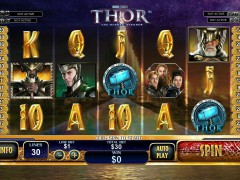 Thor freeslots-77.com Playtech 1/5