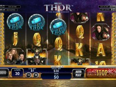 Thor freeslots-77.com Playtech 4/5