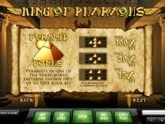 King of Pharaohs freeslots-77.com Omega Gaming 2/5