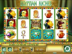 Egyptian Riches freeslots-77.com William Hill Interactive 1/5