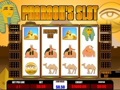 Pharaoh's Slot freeslots-77.com Leander Games 1/5