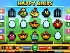 Happy Birds freeslots-77.com 1X2gaming 1/5