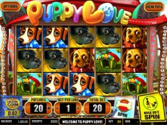 Puppy Love freeslots-77.com Betsoft 1/5