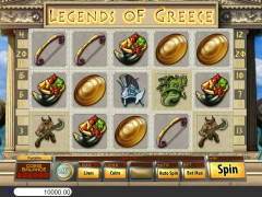 Legends of Greece - Betonsoft