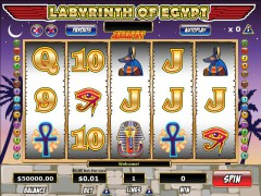 Labyrinth of Egypt freeslots-77.com Pro Wager Systems 1/5