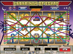 Labyrinth of Egypt freeslots-77.com Pro Wager Systems 3/5