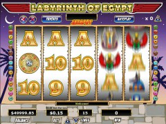Labyrinth of Egypt freeslots-77.com Pro Wager Systems 4/5