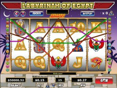Labyrinth of Egypt freeslots-77.com Pro Wager Systems 5/5