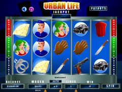 Urban Life freeslots-77.com Pro Wager Systems 1/5