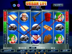 Urban Life freeslots-77.com Pro Wager Systems 5/5