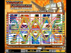 Transformers freeslots-77.com IGT Interactive 4/5