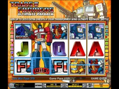 Transformers freeslots-77.com IGT Interactive 5/5