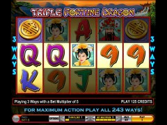 Triple Fortune Dragon freeslots-77.com IGT Interactive 2/5