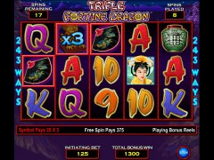 Triple Fortune Dragon freeslots-77.com IGT Interactive 5/5