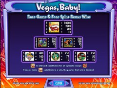 Vegas Baby freeslots-77.com IGT Interactive 2/5