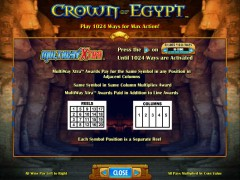 Crown Of Egypt freeslots-77.com IGT Interactive 2/5