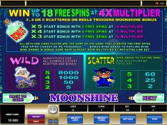 Moonshine freeslots-77.com Quickfire 2/5