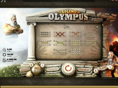 The Legend Of Olympus freeslots-77.com Quickfire 3/5