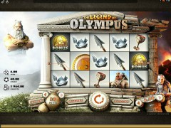 The Legend Of Olympus freeslots-77.com Quickfire 5/5