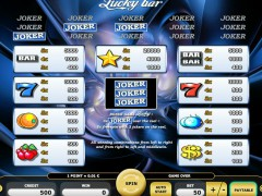 Lucky Bar freeslots-77.com Kajot Casino 2/5