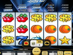 Lucky Bar freeslots-77.com Kajot Casino 5/5