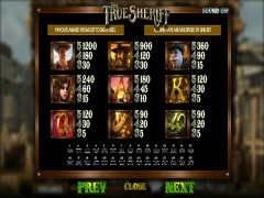 The True Sheriff freeslots-77.com Betsoft 3/5