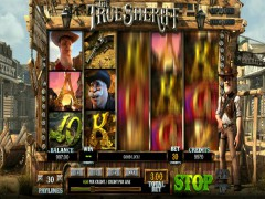 The True Sheriff freeslots-77.com Betsoft 4/5