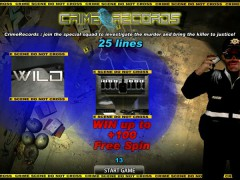 Crime Records freeslots-77.com World Match 1/5