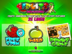 Fruits Dimension freeslots-77.com World Match 1/5