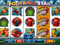 Football Star - Microgaming