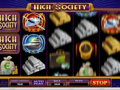 High Society freeslots-77.com Microgaming 4/5