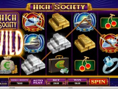 High Society freeslots-77.com Microgaming 5/5