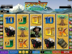 Paradise Found - Microgaming