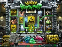 Madder Scientist freeslots-77.com Betsoft 4/5