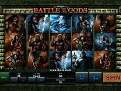 Battle of the Gods - Playtech