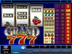 Grand 777 freeslots-77.com Microgaming 5/5