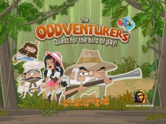 The Oddventurers - Wild Game Reserve