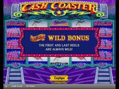 Cash Coaster - IGT Interactive