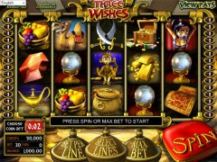 Three Wishes freeslots-77.com Betsoft 1/5