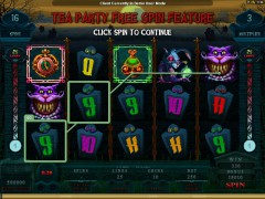 Alaxe in Zombieland - Microgaming