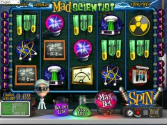 Mad Scientist - Betsoft