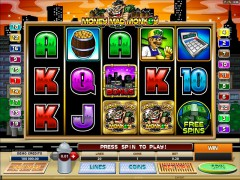 Money Mad Monkey freeslots-77.com Microgaming 1/5