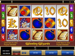 Winning Wizards - Microgaming
