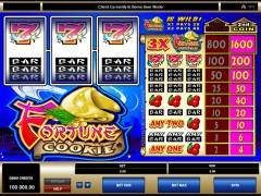Fortune Cookie - Microgaming
